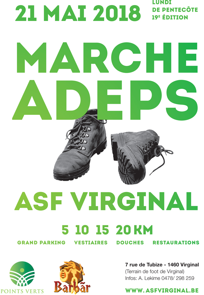 Marche-ADEPS 2018 HD